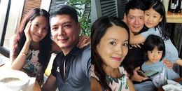 Bà xã Bình Minh viết 'tâm thư' ngọt ngào mừng sinh nhật chồng