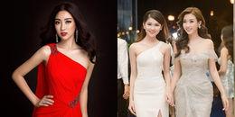 Bận rộn với Miss World, Đỗ Mỹ Linh vẫn gửi lời động viên Thùy Dung trước giờ G Miss International