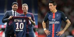 Vì Neymar, Di Maria và 3 ngôi sao PSG phải ra đi