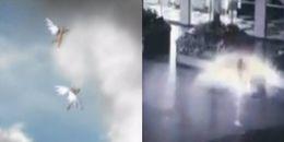 Hàng triệu người đã tin rằng thiên thần có thật sau khi xem bằng chứng ghi lại trong clip sau