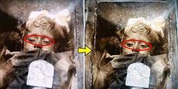 Bí ẩn về xác ướp bé gái trăm năm tuổi vẫn rất xinh đẹp, thậm chí còn biết... chớp mắt