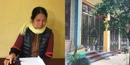 Chồng và các con bà giúp việc bạo hành bé gái 47 ngày tuổi đã đến nhà cháu bé xin lỗi