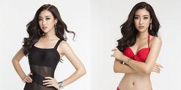 Trước Chung kết Miss World, Đỗ Mỹ Linh tung ảnh bikini thay lời tuyên bố không 'lép vế'
