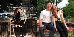 HOT: Hồ Ngọc Hà hôn má Kim Lý trong ngày sinh nhật, chính thức công khai hẹn hò