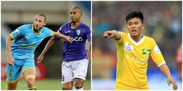 Sốc! Cầu thủ V-league tái hiện màn 'cẩu xực' như Suarez và Chiellini