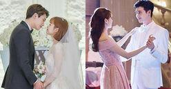 """""""Chiến hạm"""" Song-Song cán đích, các fan tham vọng hiện thực hóa 5 """"đám cưới thế kỉ"""" sau đây"""