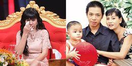 Cát Phượng rơi nước mắt kể chuyện ly hôn Thái Hòa sau 7 ngày cưới