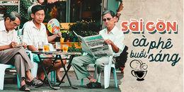 Ly đen đá, tờ báo giấy - Người Sài Gòn đón ngày mới như thế đó!