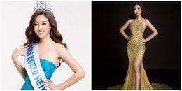 Hoa hậu Đỗ Mỹ Linh xuất sắc lọt Top 40 chung cuộc của Miss World 2017