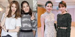 Không còn nghi ngờ, Chi Pu là sao Việt được chụp ảnh chung với sao Hàn nhiều nhất V-biz