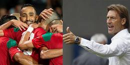 Cựu HLV của V.League mang Ma rốc đến World Cup 2018 sau 20 năm chờ đợi