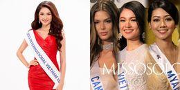 Bị thủy đậu, đại diện Việt Nam vẫn xuất sắc lọt Top 5 thí sinh được yêu thích nhất Hoa hậu Quốc tế