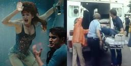 7 tai nạn kinh hoàng trên phim trường khiến các diễn viên đổ máu, thậm chí là mất mạng