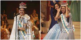 Đúng như dự đoán, người đẹp Indonesia đăng quang Hoa hậu Quốc tế 2017