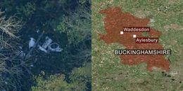 Hai máy bay va chạm trên không ở Anh