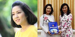 yan.vn - tin sao, ngôi sao - Chân dung mỹ nhân Việt giữ chức Phó Giám đốc Sở Văn hóa và Thể thao TP.HCM