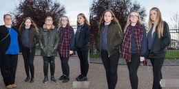 Đi học mà mặc quần bó sát là sẽ bị tạm giam vì tội làm phân tán giáo viên, như nhóm nữ sinh này!