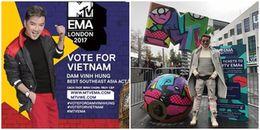 Bị vuột mất giải thưởng MTV EMA 2017 phút chót, Đàm Vĩnh Hưng nói gì?