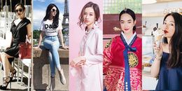 Đây chính là 5 hot girl Việt đến báo chí và giới trẻ nước ngoài cũng phải 'xuýt xoa' khen ngợi
