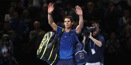 SỐC: Nadal rút lui khỏi ATP Finals 2017