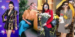 Trời đổi gió, mỹ nhân Việt cũng đổi style: Người thì ''chất phát ngất'', kẻ lại ấm áp với áo len