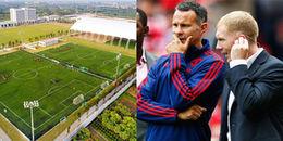 PVF khai trương trung tâm đào tạo bóng đá 'chất' nhất ĐNÁ, mời Ryan Giggs về làm lãnh đạo