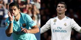 Derby Madrid khép lại với chiến thắng tuyệt đối nghiêng về...Barcelona!