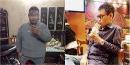 Chàng béo và hành trình giảm 60kg trong vòng 6 tháng nhờ mặc áo mưa tập thể dục