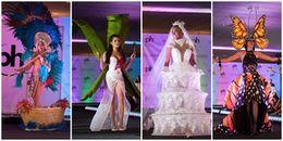 Miss Universe 2017: 'Phát hoảng' trước những bộ trang phục dân tộc kỳ dị của các người đẹp
