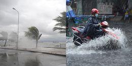 Áp thấp mạnh lên thành áp thấp nhiệt đới đang tiến thẳng vào biển Đông, miền Bắc trở rét