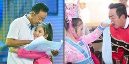 Hình ảnh cuối cùng của nghệ sĩ Khánh Nam bên con gái nuôi trước khi mất