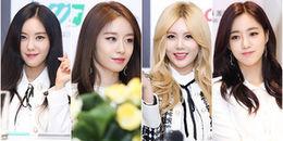Cận cảnh nhan sắc 'đẹp không tì vết' cùng loạt biểu cảm siêu đáng yêu của T-ara