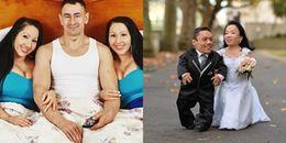 Điểm danh 11 cặp vợ chồng đặc biệt nhất trên thế giới, nhiều đôi kỳ lạ thật sự!