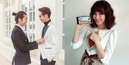 """Web drama """"Thiên Ý"""": Hari Won sau 5 tập đã chịu mê trai đẹp"""