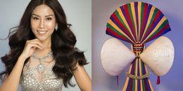 Hé lộ trang phục dân tộc độc đáo của đại diện Việt Nam ở Miss Universe 2017