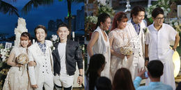 Dàn sao Việt nô nức dự lễ cưới của Khởi My - Kelvin Khánh