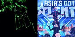 Nhóm bạn trẻ Việt gây sửng sốt tại vòng Bán kết Asia's Got Talent bằng màn nhảy siêu đỉnh