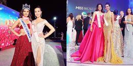Sau chung kết Miss World, Đỗ Mỹ Linh tiếc nuối: 'Tôi còn thiếu một chút may mắn'