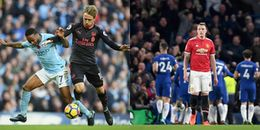 Arsenal, Man Utd áp đảo đội hình gây thất vọng nhất vòng 11 Ngoại hạng Anh