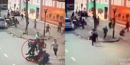 Sài Gòn: Băng cướp nguy hiểm đi xe phân khối lớn, thủ dao chống trả giữa ban ngày nếu bị truy đuổi