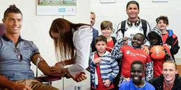 9 câu chuyện sẽ làm bạn thay đổi cách nhìn về Cristiano Ronaldo
