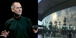 Cận cảnh Apple Park Visitor Center - sản phẩm cuối cùng của Steve Jobs