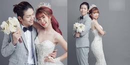 Đây là bộ ảnh cưới 'nghiêm túc' nhất của Khởi My - Kelvin Khánh