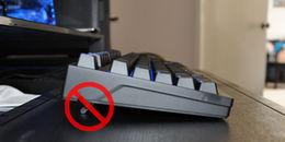 Dám cá là 99% chúng ta đều hiểu sai công dụng thực sự của cái chân bàn phím, để làm gì ấy nhỉ?