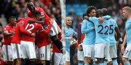 Man United, Man City sẽ ở đâu mùa này nếu một trận đấu Ngoại hạng Anh chỉ diễn ra trong 45 phút?