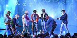 """yan.vn - tin sao, ngôi sao - BTS khiến cả khán phòng """"đứng ngồi không yên"""" khi biểu diễn hit lớn trên sân khấu AMAs"""