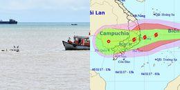 Vì sao bão số 12 gây thảm hoạ tàu chìm ở cảng Quy Nhơn