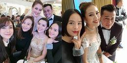 yan.vn - tin sao, ngôi sao - Dàn sao Việt nô nức dự đám cưới của Top 4 Vietnam\'s Next Top Model 2010
