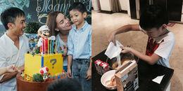 yan.vn - tin sao, ngôi sao - Chỉ mới 7 tuổi, Subeo tự tay làm bánh socola