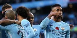 Thắng dễ Arsenal, Man City đang là bá chủ tại Premier League